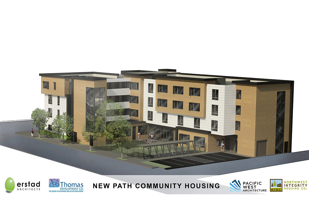 Boise's 'Housing First' New Path Community Housing